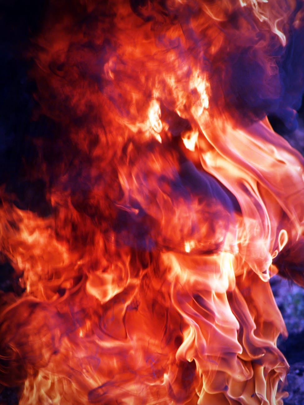 background burn burnt close up