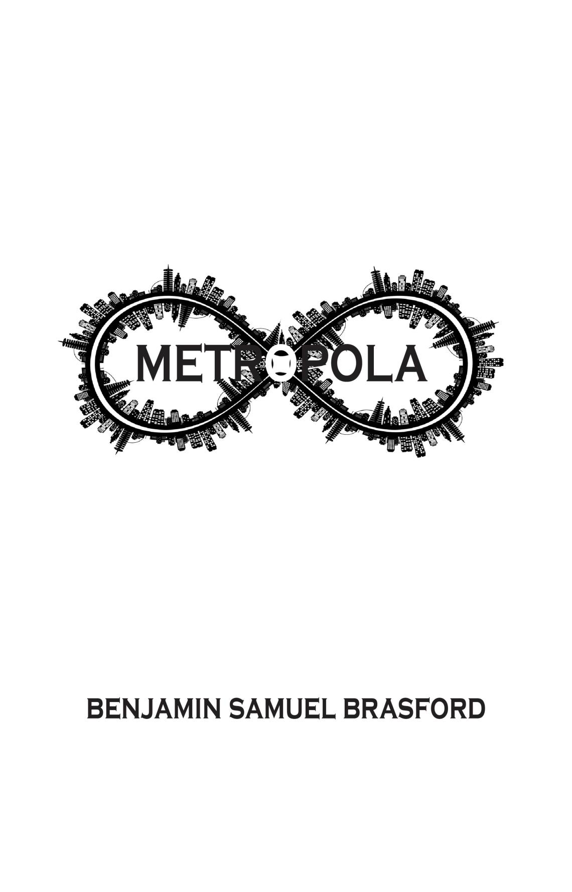 Metropola Front Cover